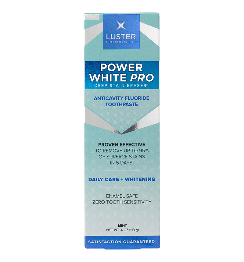 Luster Power White Pro™ - Mint
