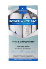 Pro Sonic Dental Whitening System - Clinically Proven 3-Step System to Whiter Teeth