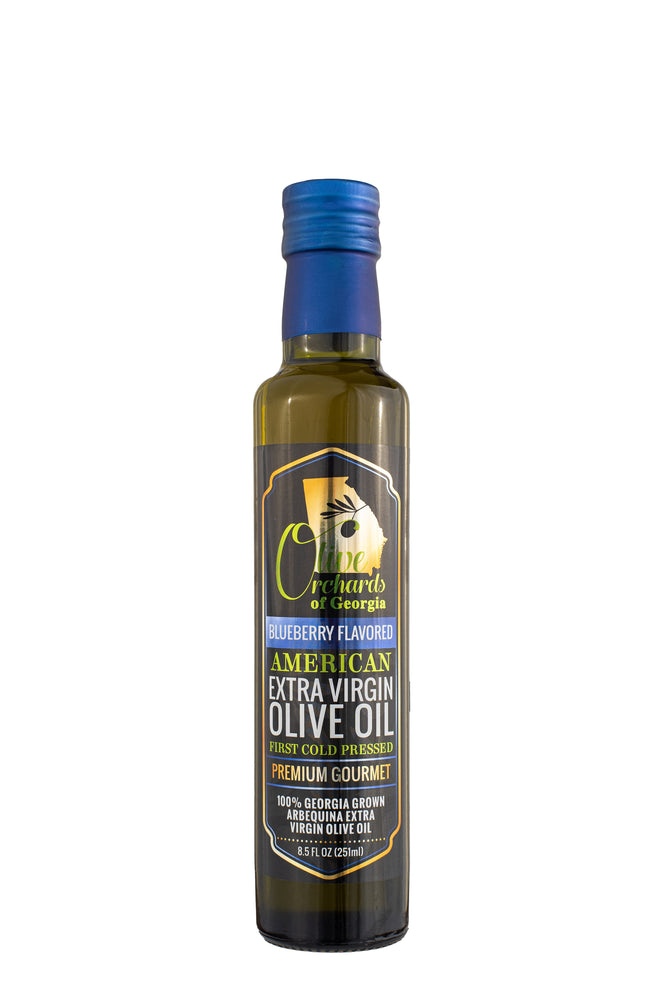 Extra Virgin Olive Oil (250 ml/ 8.5 fl oz) Blueberry Flavored
