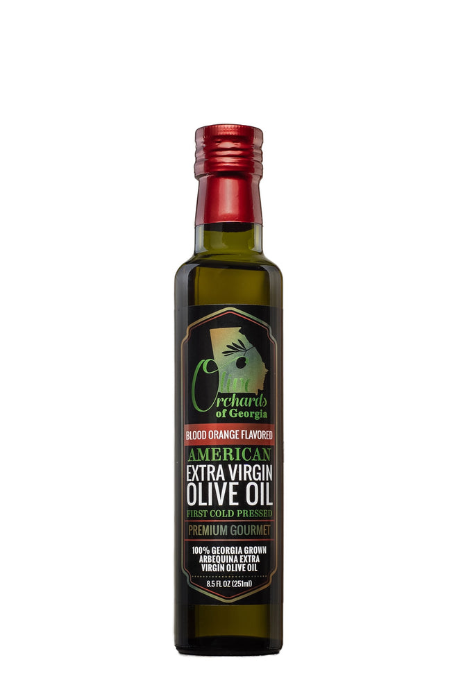 Extra Virgin Olive Oil (250 ml/ 8.5 fl oz) Blood Orange Flavored