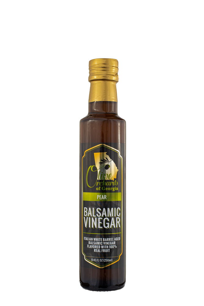 Balsamic Vinegar (250 ml/ 8.5 fl oz) Pear Flavored