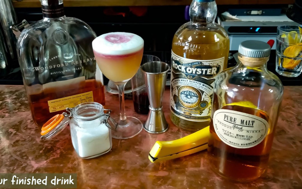 How to make the perfect New York Sour