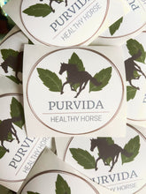 Team Purvida Sticker