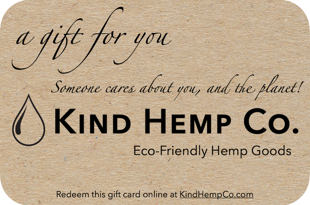 Kind Hemp Co. Gift Card