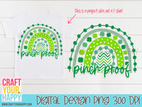 Sublimation PNG Printable - Pinch Proof