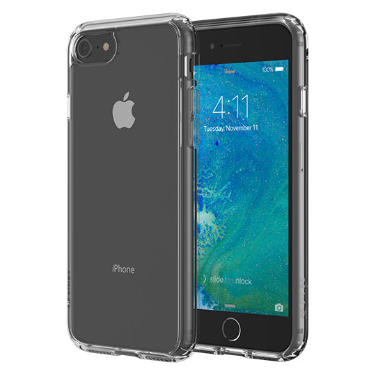 Altigo iPhone 8 Case (Also fits iPhone 7) - Crystal Clear Case