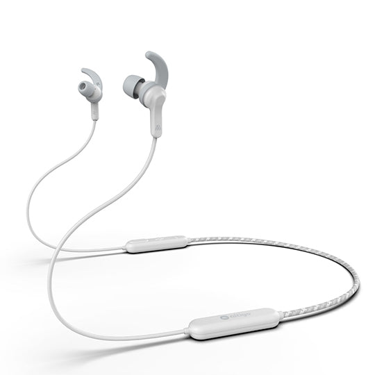 Bluetooth Headphones - Altigo In-Ear Wireless Earbuds (White)