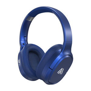 Altigo Wireless Bluetooth Headphones (Over Ear | Active Noise Cancelling) - Blue