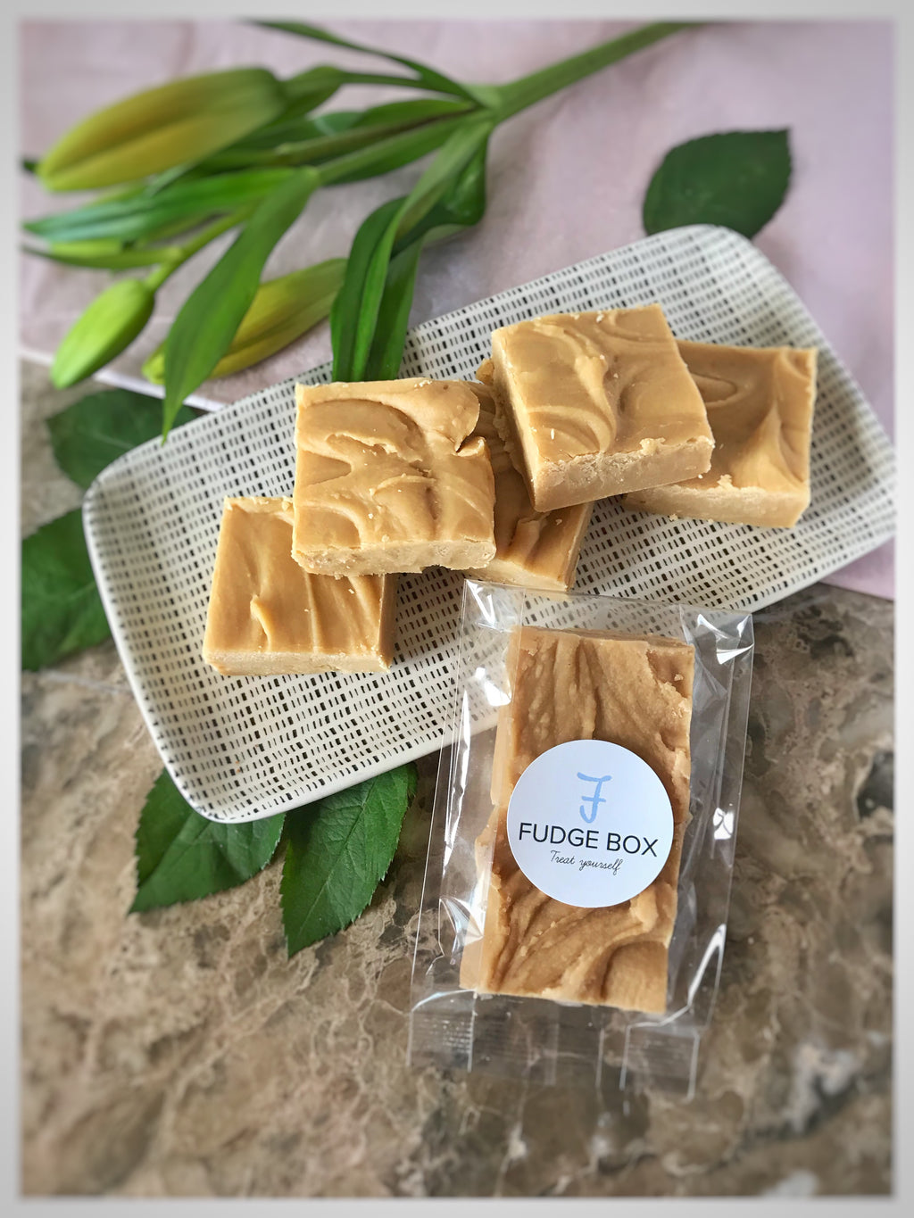 Vanilla Fudge 90g