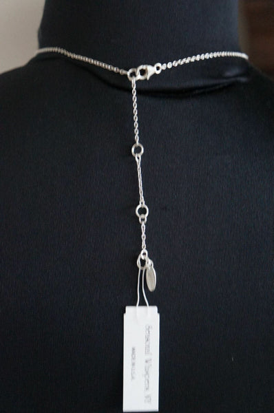 NEW Seasonal Whispers SILVER Ladders to Bliss Handchain Footchain Necklace