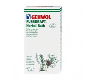 Gehwol® FUSSFRAFT Herbal Bath