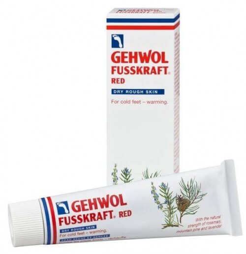Gehwol® FUSSKRAFT Red Dry Rough Skin