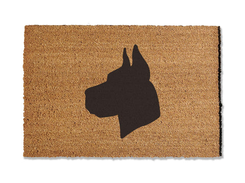 French Bulldog Doormat, Frenchie