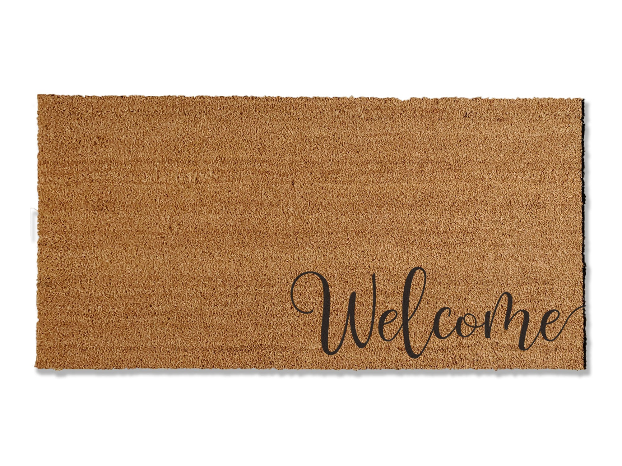 Bird Patterned Doormat