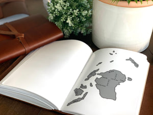 World Travel Journal- Topographic