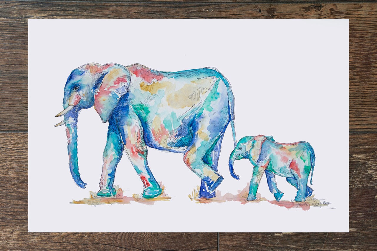 Emery's Elephants