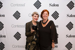 Congratulations to Contessa Master Colorist of the Year WINNER- Joan Novak!