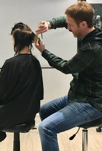 Master Cutting Class with Electric London founder, Mark Woolley