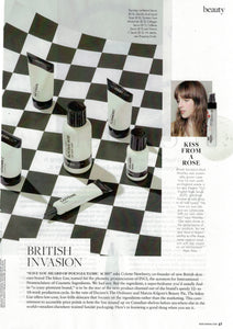 Electric London featured in Elle Canada, Hello magazines and CityLine!!