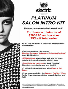 PLATINUM SALON INTRO KIT