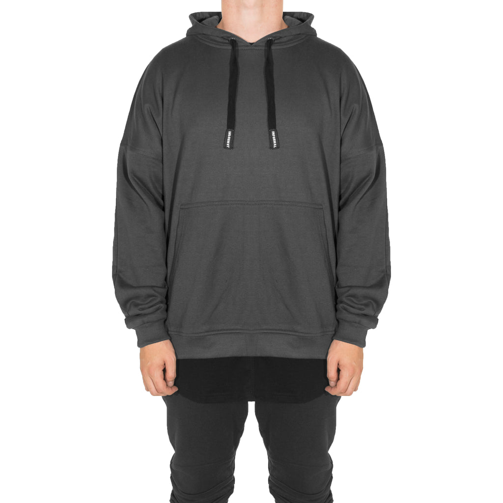 Escape Hoody : Charcoal