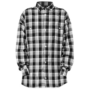 Buttondown Longsleeve : Tartan Plaid