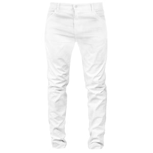 Classic Jeans : White