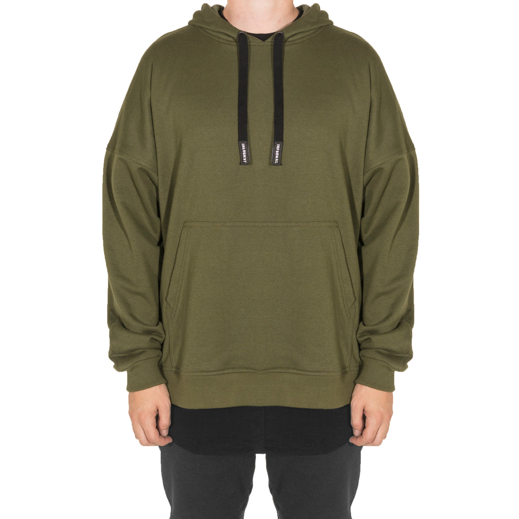 Escape Hoody : Olive