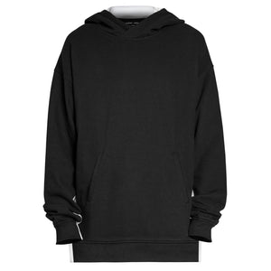 INY Hoody : Black/White