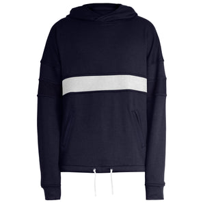 Inversion Hoody : Navy/White
