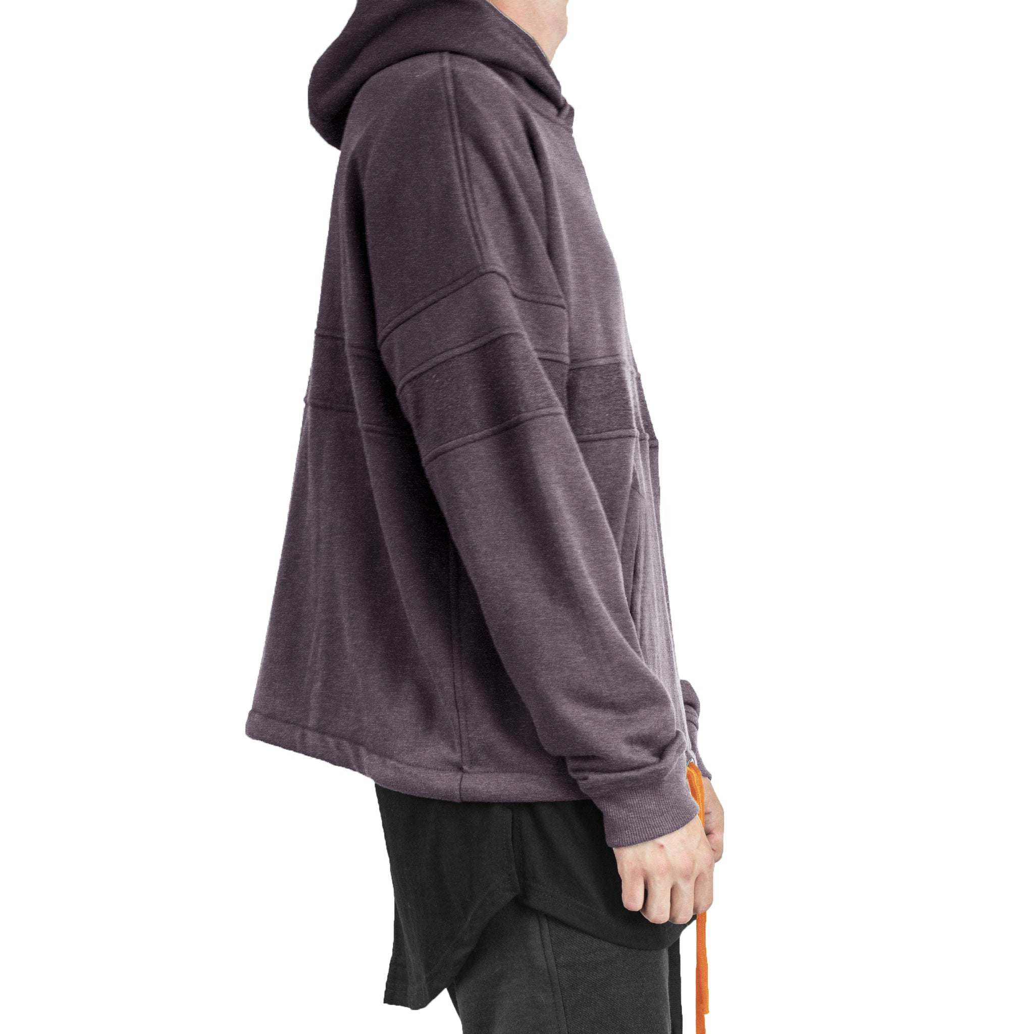 Inversion Hoody : Purple Heather