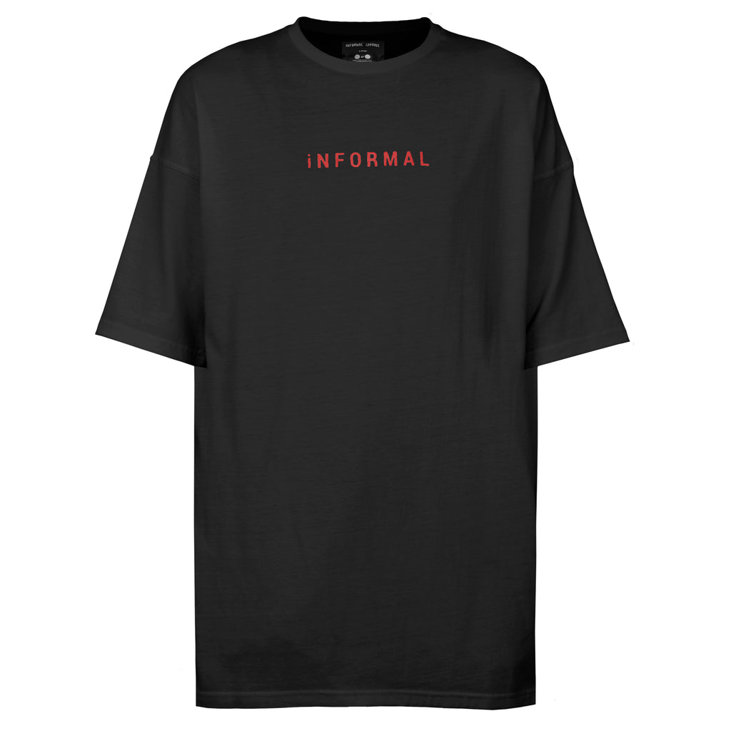 Logo T-shirt : Black