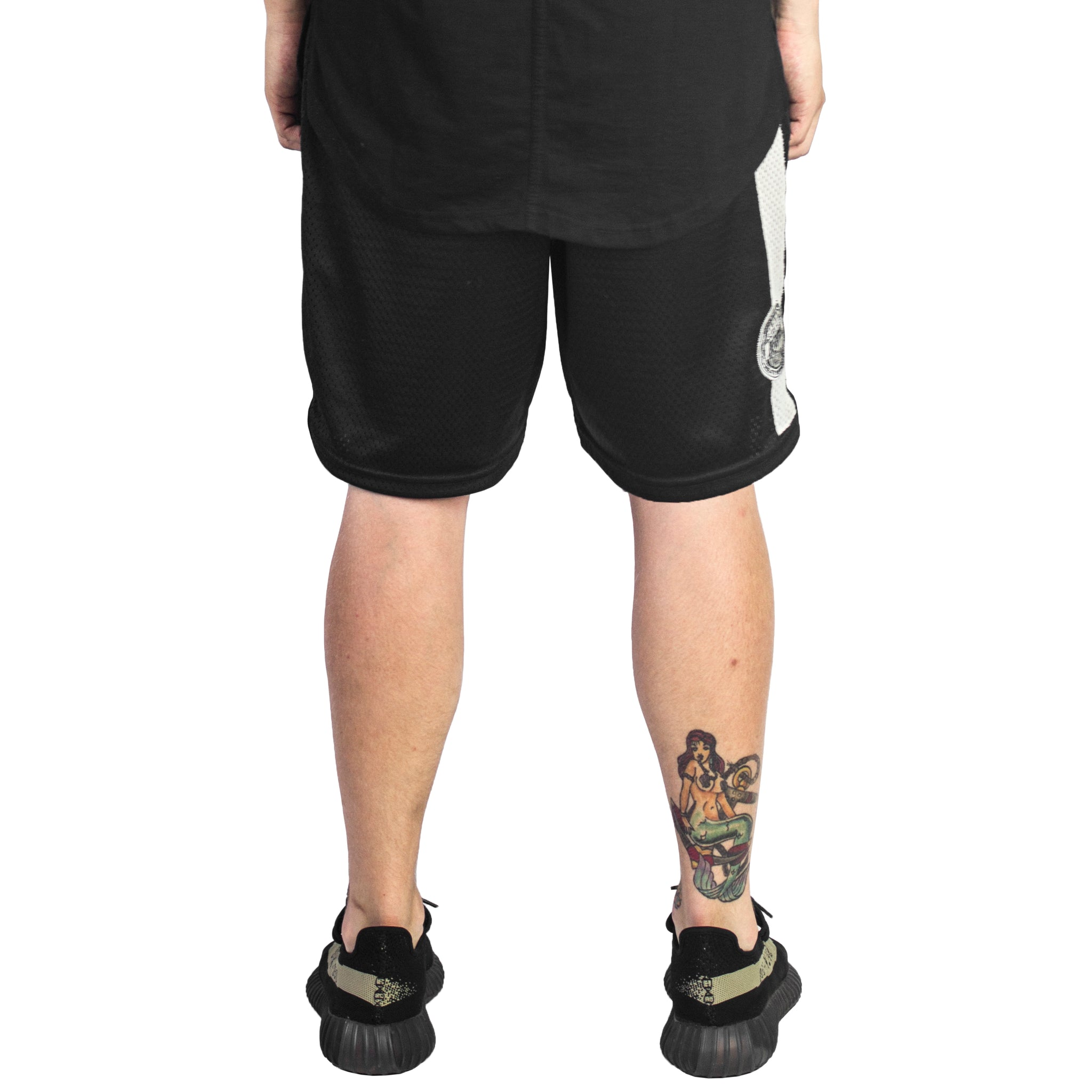 Mesh Champion Shorts : Black