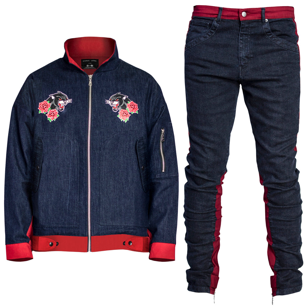 Panther Denim Fit : Indigo