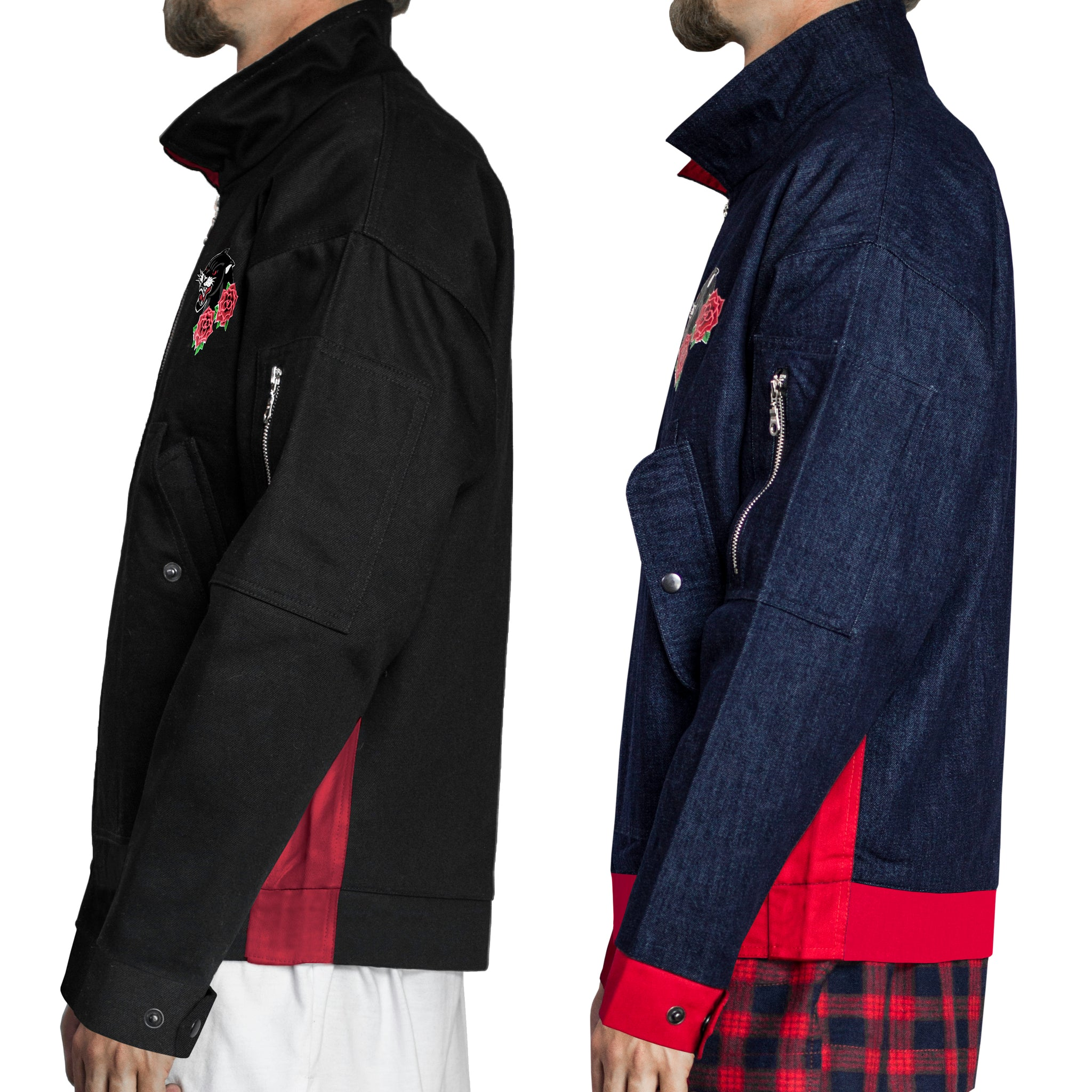 Panther Pilot Jackets 2.0 : 2 Colorways