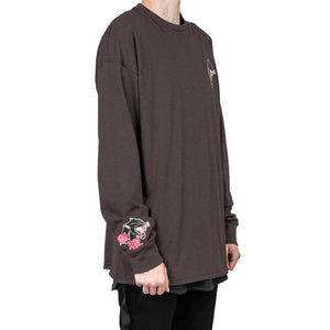 Panther Longsleeve : Earth