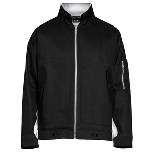 Pilot Jacket 2.0 : Black/White