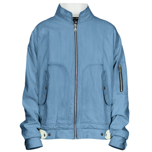 Pilot Jacket 2.0 : Blue/White