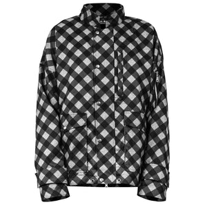 I-65 Pilot Jacket : Diagonal Buffalo Plaid