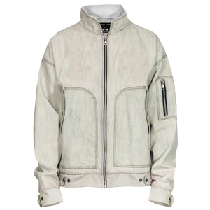 Pilot Jacket 2.0 : Pharaoh/White