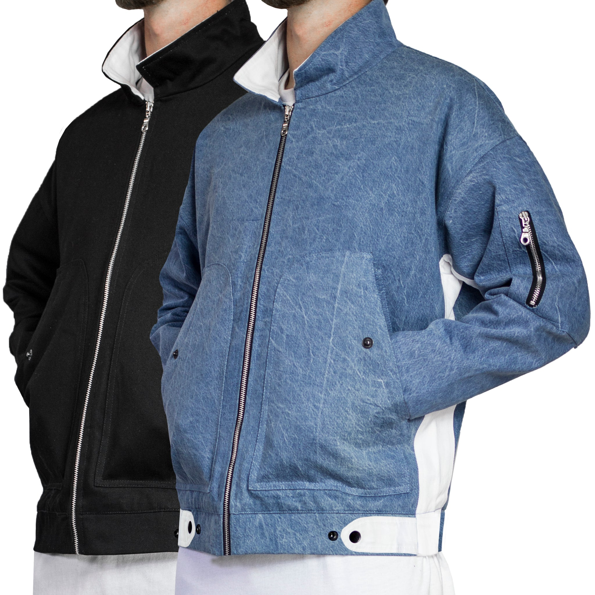 Pilot Jackets 2.0 : 2 Colorways