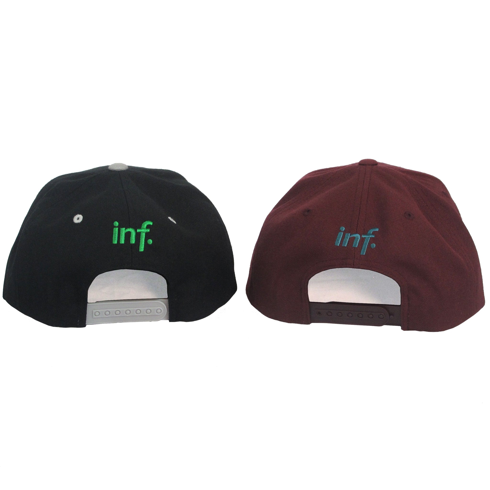Shadow Snapback : Burgundy