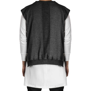 Spinal Crewneck 2.0 : Charcoal Heather