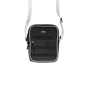 Tactical Shoulder Pack : Black/White