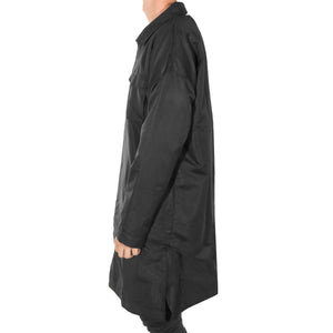 Trench Waterproof Coat : Black