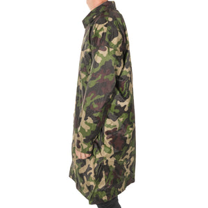 Trench Waterproof Coat : Camo