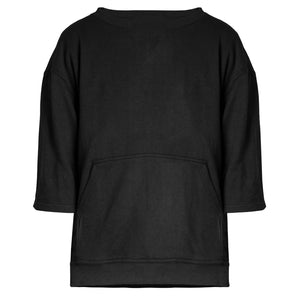 Vertebrae Crewneck 2.0 : Black