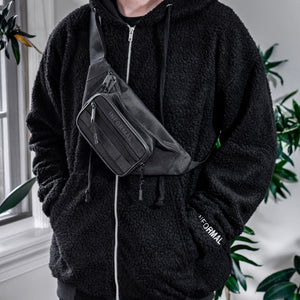 Tactical Cross-body Pack : Black
