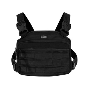 Tactical Chest Pack : Black