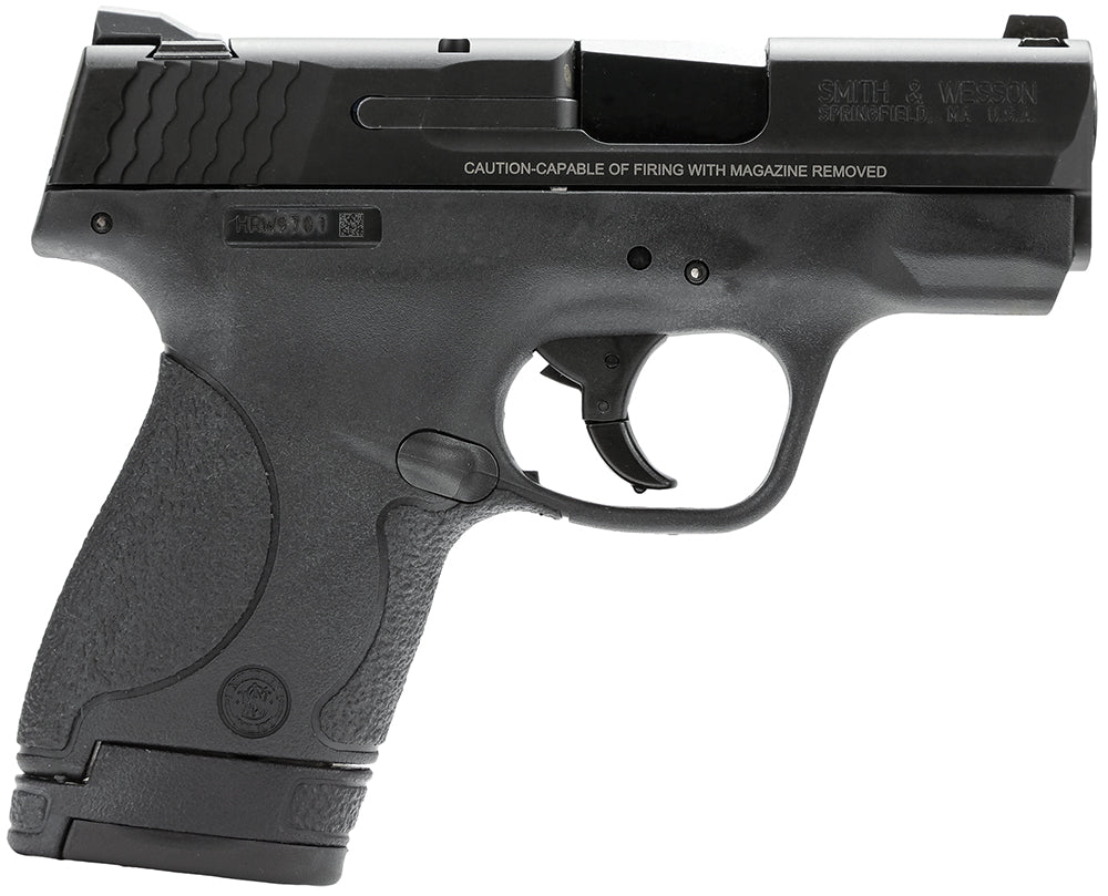 S&W MP SHIELD 40SW 3.1 BLK 6/7